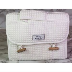 Bellora White Cotton Luxury Spa Bag